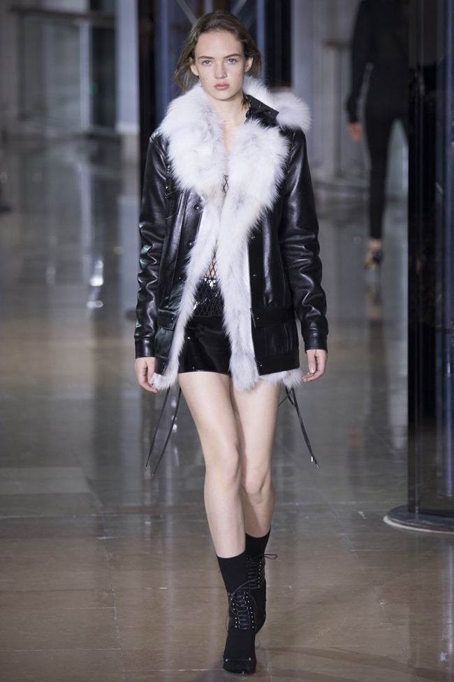 PARIS FASHIONW WEEK Anthony Vaccarello Fall 2016. www.imageamplified.com, Image Amplified (32)