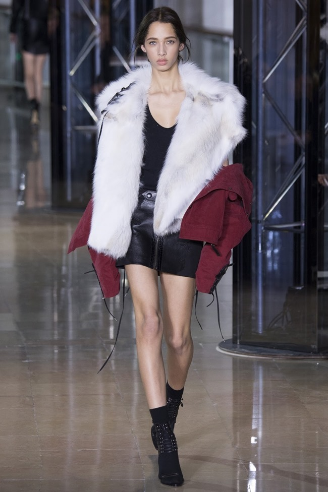 PARIS FASHIONW WEEK Anthony Vaccarello Fall 2016. www.imageamplified.com, Image Amplified (40)