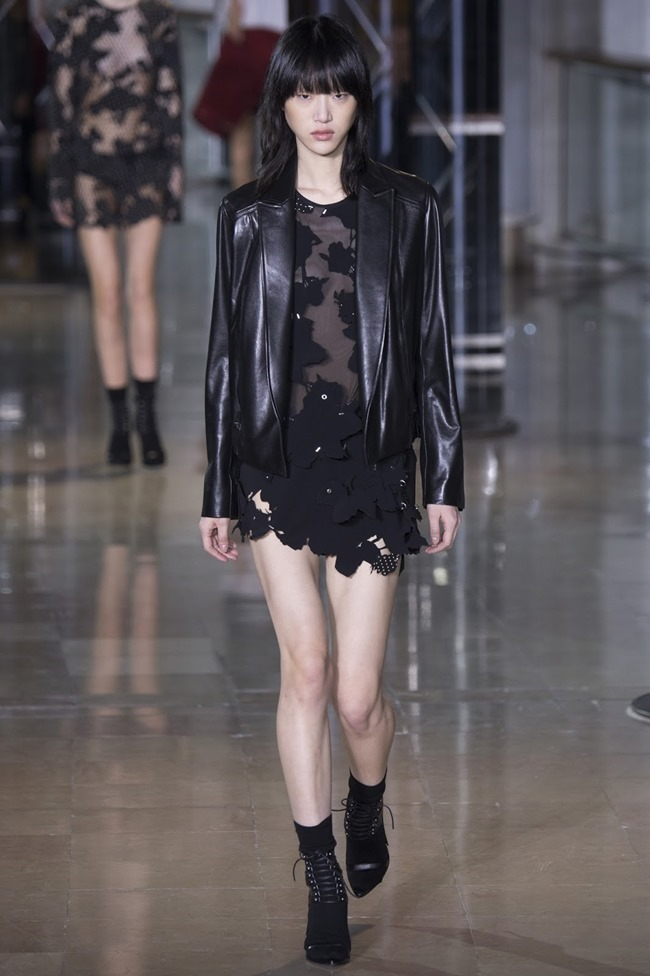 PARIS FASHIONW WEEK Anthony Vaccarello Fall 2016. www.imageamplified.com, Image Amplified (41)