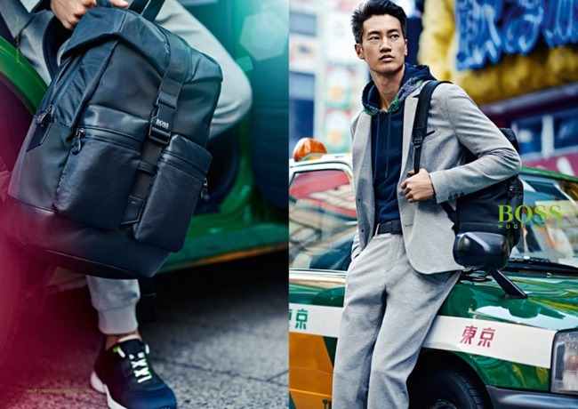 CAMPAIGN Edward Wilding & Philip Huang for Boss Green Spring 2016 by Hunter & Gatti, www.imageamplified.com, Image Amplified (7)