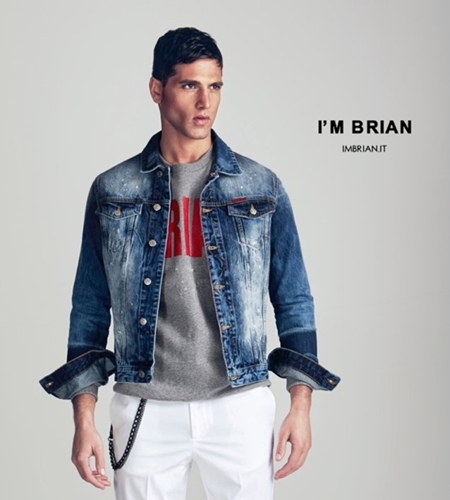 CAMPAIGN Fabio Mancini for I'm Brian Spring 2016 by Donnie Garcia. Vincenzo Quinto, www.imageamplified.com, Image Amplified (1)