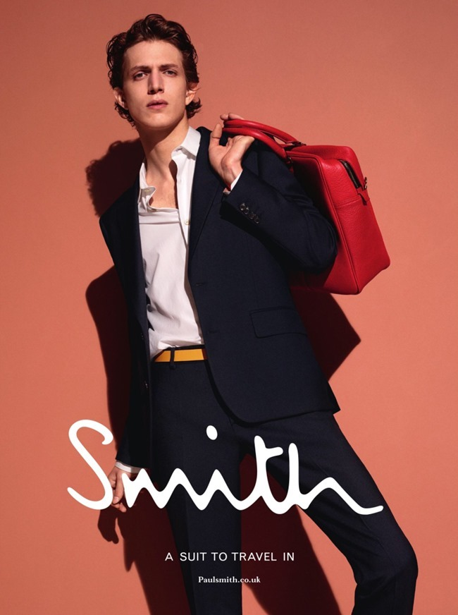 CAMPAIGN Xavier Buestel for Paul Smith Spring 2016 by Viviane Sassen. www.imageamplified.com, Image Amplified (3)
