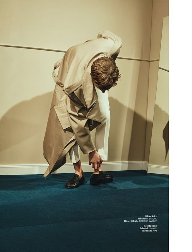 L'OFFICIEL HOMMES GERMANY Tim Schuhmacher by Jana Gerberding. Isabelle Thiry, Spring 2016, www.imageamplified.com, Image Amplified (6)