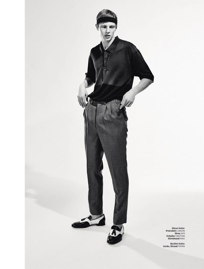 L'OFFICIEL HOMMES GERMANY Tim Schuhmacher by Jana Gerberding. Isabelle Thiry, Spring 2016, www.imageamplified.com, Image Amplified (14)