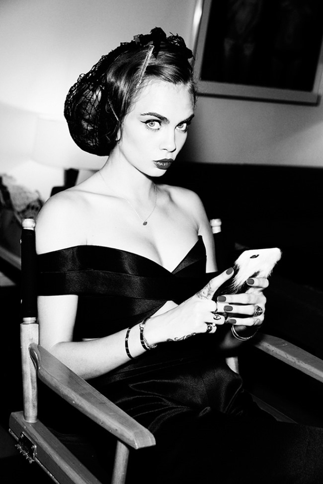 T STYLE Cara Delevigne by Ellen von Unwerth. February 2016, www.imageamplified.com, Image Amplified (3)