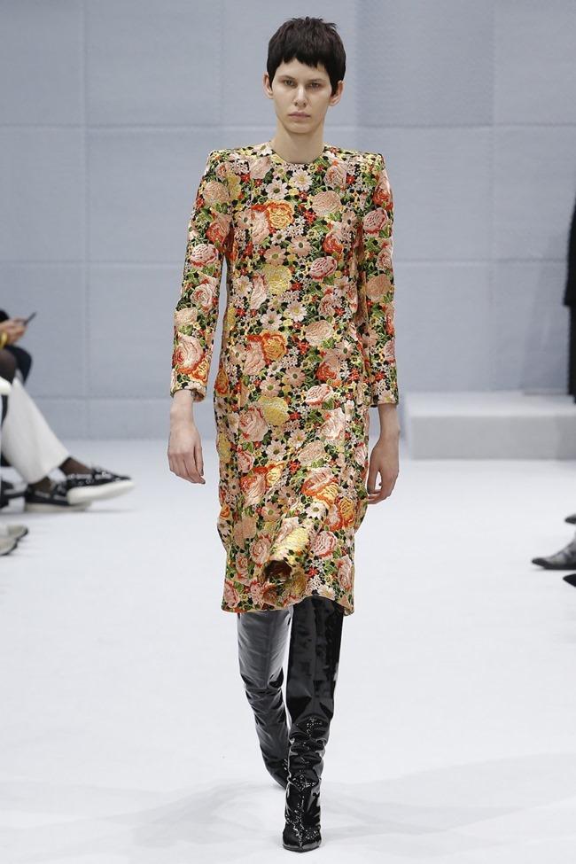 PARIS FASHION WEEK Balenciaga Fall 2016. www.imageamplified.com, Image Amplified (34)
