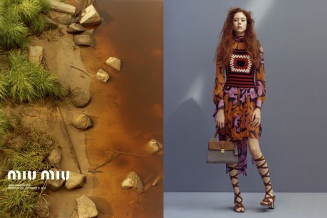 CAMPAIGN Natalie Westling for Miu Miu Cruise 2015 by Jamie Hawkesworth. www.imageamplified.com, Image Amplified (4)