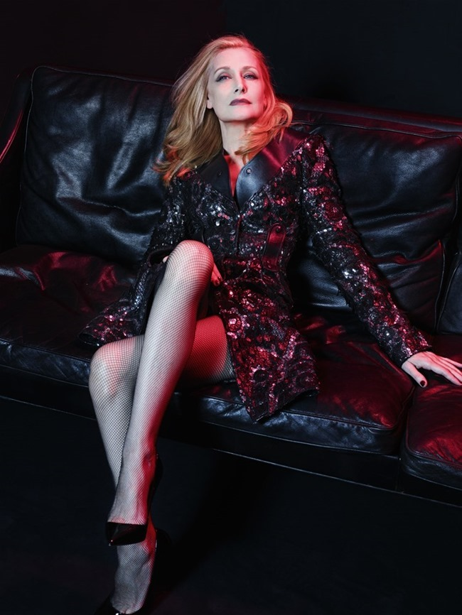 INTERVIEW MAGAZINE Patricia Clarkson by Phil Poynter. Vanessa Chow, Fall 2014, www.imageamplified.com, Image Amplified (2)