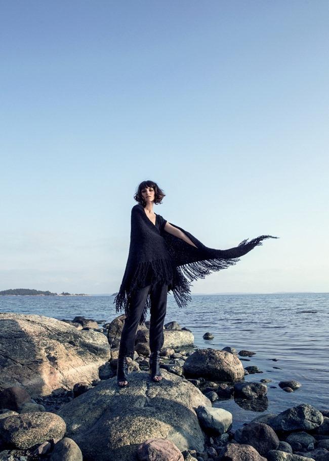ELLE SWEDEN: Rebeca Marcos by Elisabeth Toll - Image Amplified: The ...