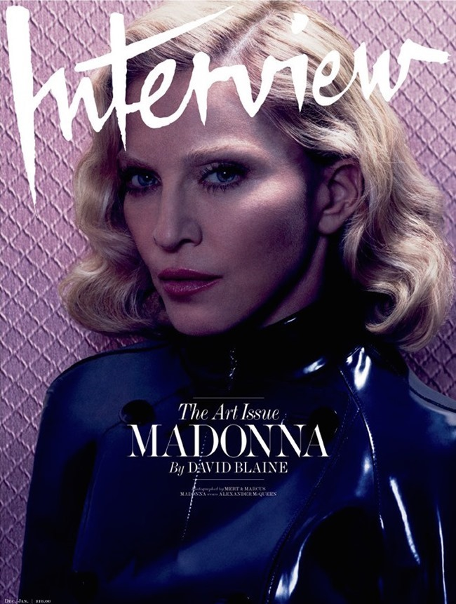 INTERVIEW MAGAZINE Madonna by Mert & Marcus. Arianne Phillips, January 2015, www.imageamplified.com, Image Amplified (15)