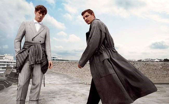CAMPAIGN Ermenegildo Zegna Couture Spring 2015 by Inez & Vinoodh. Giovanni Bianco, www.imageamplified.com, Image Amplified (3)