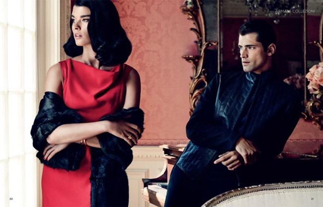 CATALOGUE Sean O'Pry & Crystal Renn for El Palacio De Hierro by Dean Isidro. Luisa Pena, www.imageamplified.com, Image Amplified (5)
