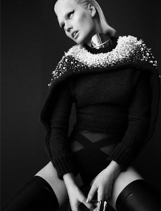 NUMERO MAGAZINE Toni Garrn by Greg Kadel. Charles Varenne, January 2014, www.imageamplified.com, Image Amplified (3)