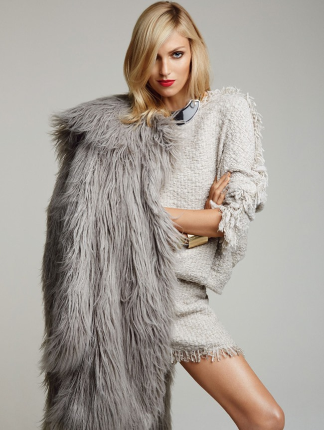 VOGUE CHINA COLLECTIONS Anja Rubik by Patrick Demarchelier. Daniela Paudice, December 2014, www.imageamplified.com, Image Amplified (6)
