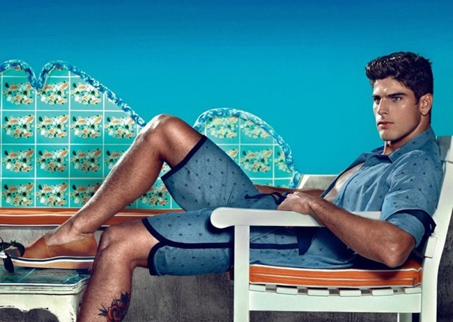 CAMPAIGN Evandro Soldati for Triton Spring 2015 by Gui Paganini. Daniel Ueda, www.imageamplified.com, Image Amplified (1)