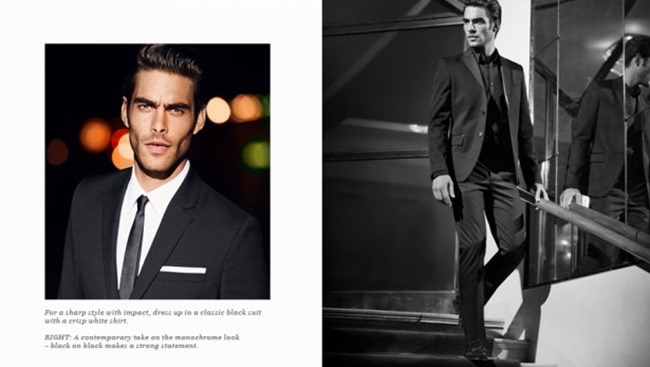 CAMPAIGN Jon Kortajarena for H&M Holiday 2014, www.imageamplified.com, Image Amplified (2)