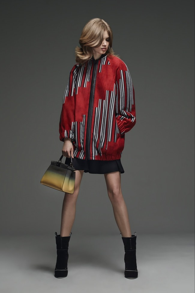 COLLECTION Lindsey Wixson for Fendi Pre-Fall 2015. www.imageamplified.com, Image Amplified (7)