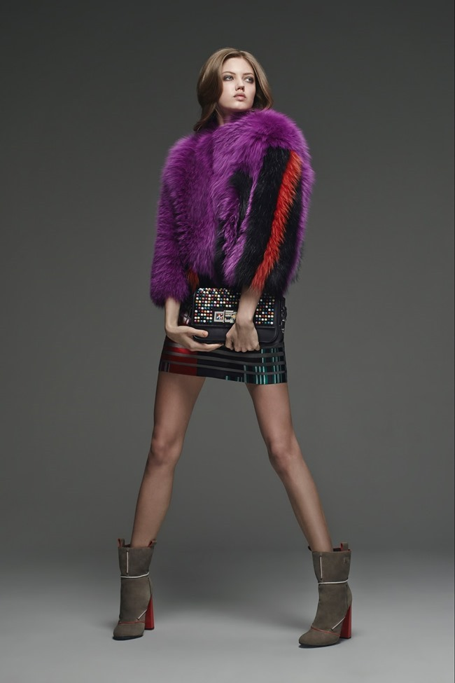 COLLECTION Lindsey Wixson for Fendi Pre-Fall 2015. www.imageamplified.com, Image Amplified (12)