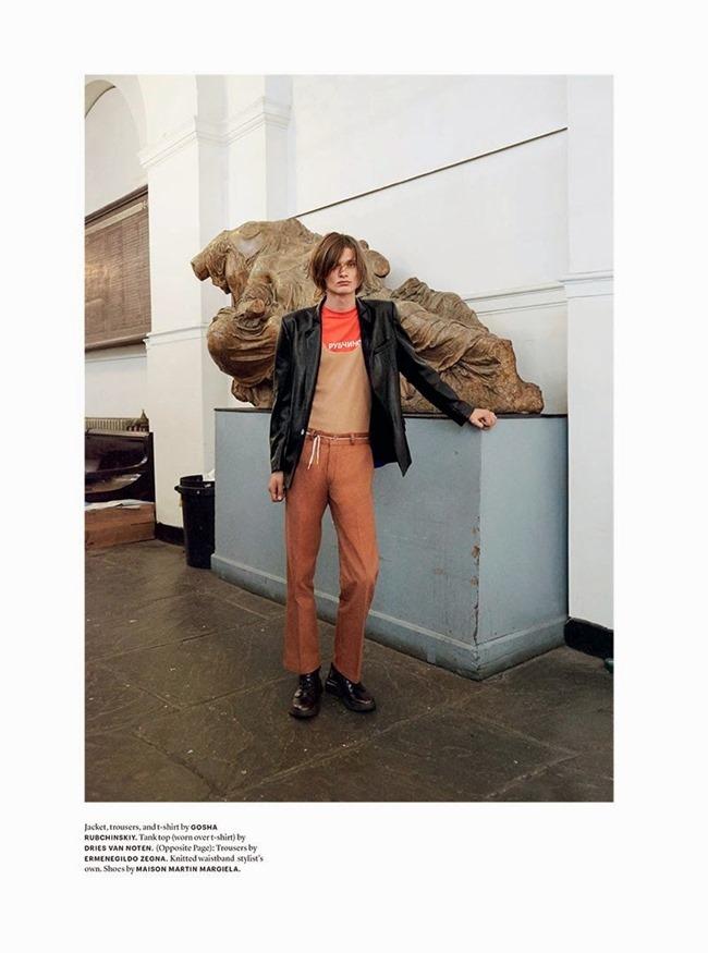 DOCUMENT JOURNAL Rogler Bosschaart & Haavard Kleppe by Brett Lloyd. Lotta Volkova, Fall 2014, www.imageamplified.com, Image Amplified (3)