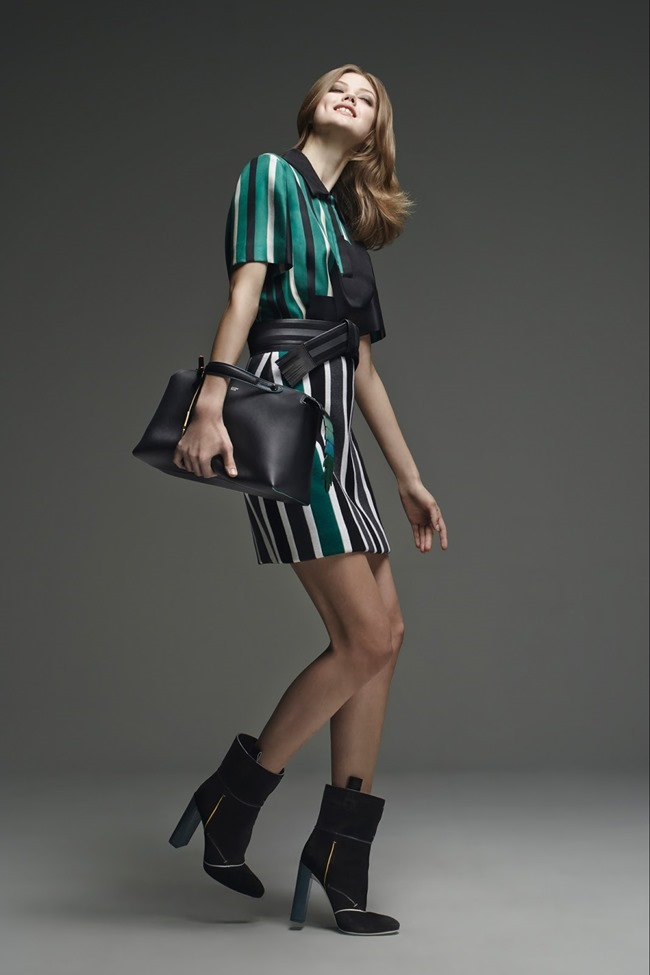 COLLECTION Lindsey Wixson for Fendi Pre-Fall 2015. www.imageamplified.com, Image Amplified (21)