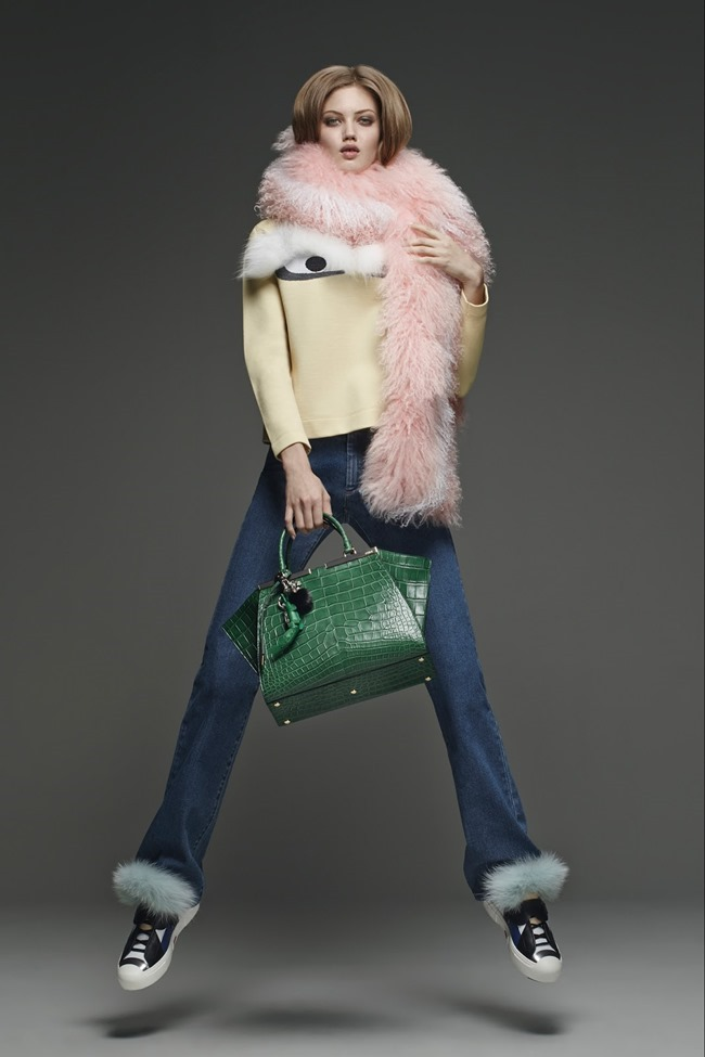 COLLECTION Lindsey Wixson for Fendi Pre-Fall 2015. www.imageamplified.com, Image Amplified (31)