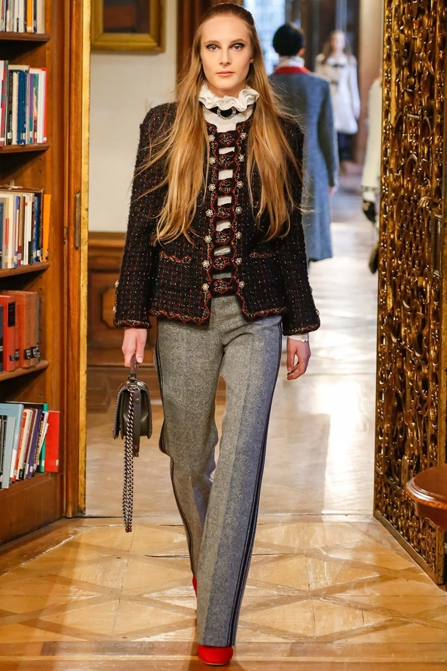 COLLECTION Chanel Pre-Fall 2015. www.imageamplified.com, Image Amplified (25)