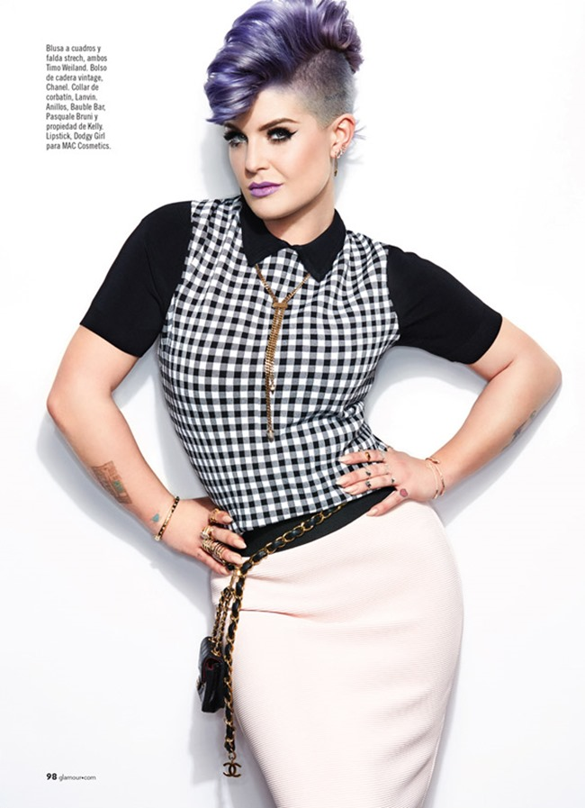 GLAMOUR MEXICO Kelly Osbourne by Frankie Batista. Caley Lawson Rinker, Fall 2014, www.imageamplified.com, Image Amplified (6)