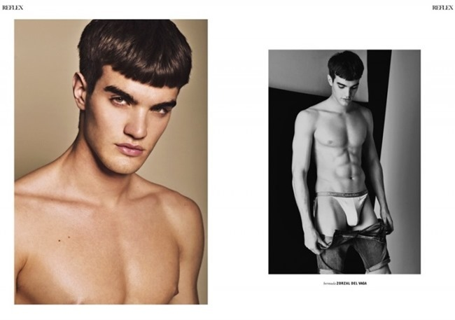 REFLEX HOMME Marcos Bulacio by Ari Mendes. Mena Galeano, Fall 2014, www.imageamplified.com, Image Amplified (2)