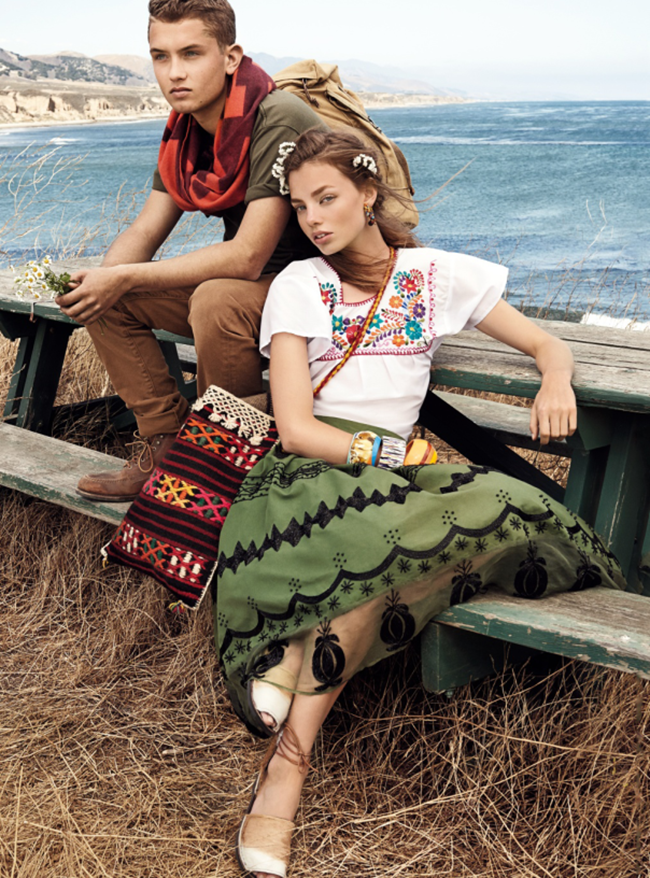 TEEN VOGUE Kristine Froseth & Rafferty Law by Giampaolo Sgura. Brandon Maxwell, January 2015, www.imageamplified.com, Image Amplified (3)