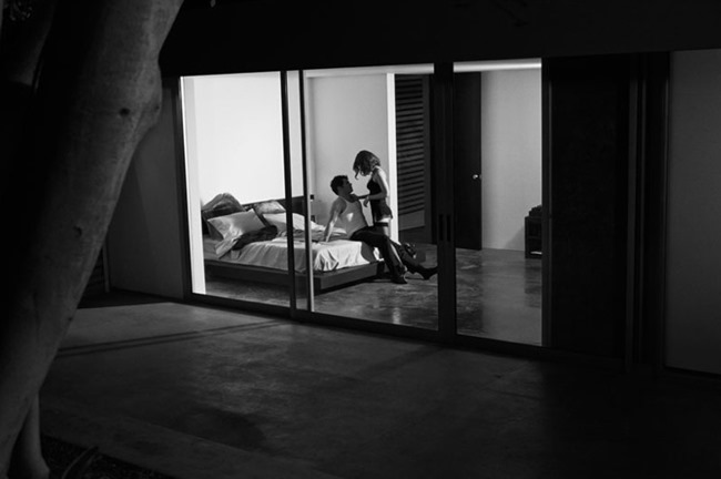 YAHOO STYLE James Marsden & Kate Mara by Alisha Goldstein. Deborah Afshani, Fall 2014, www.imageamplified.com, Image Amplified (7)