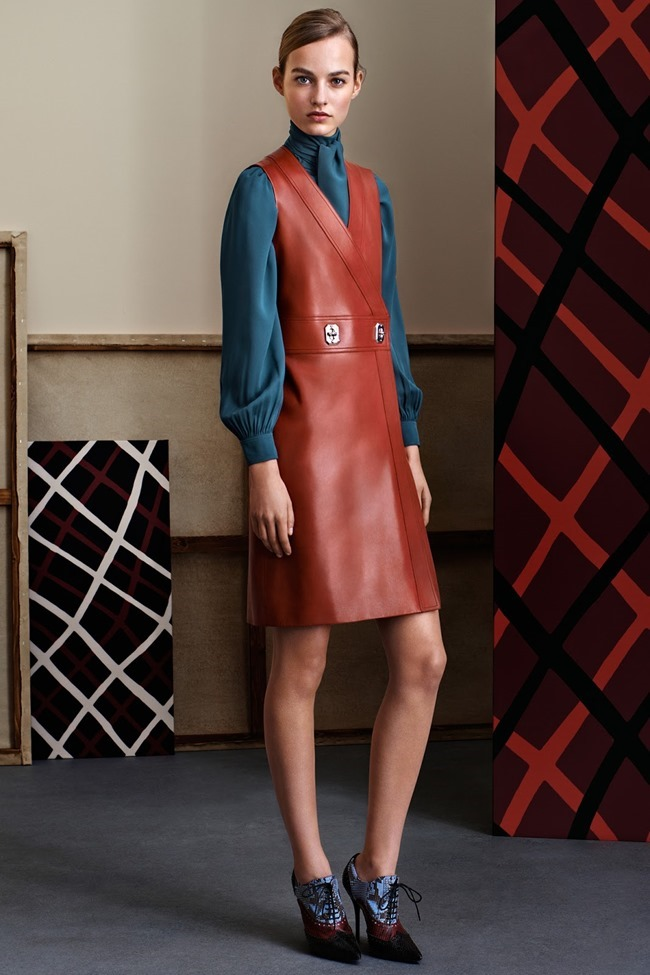 COLLECTION Gucci Pre-Fall 2015. Francesca Burns, www.imageamplified.com, Image Amplified (2)