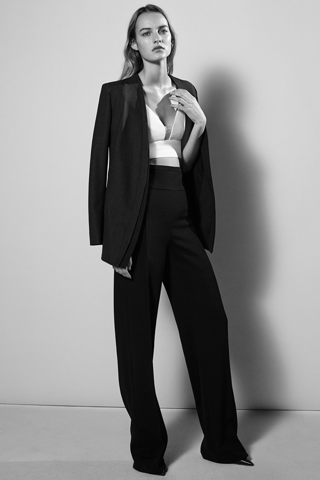 COLLECTION Narciso Rodriguez Pre-Fall 2015 by Josh Olins. www.imageamplified.com, Image Amplified (11)
