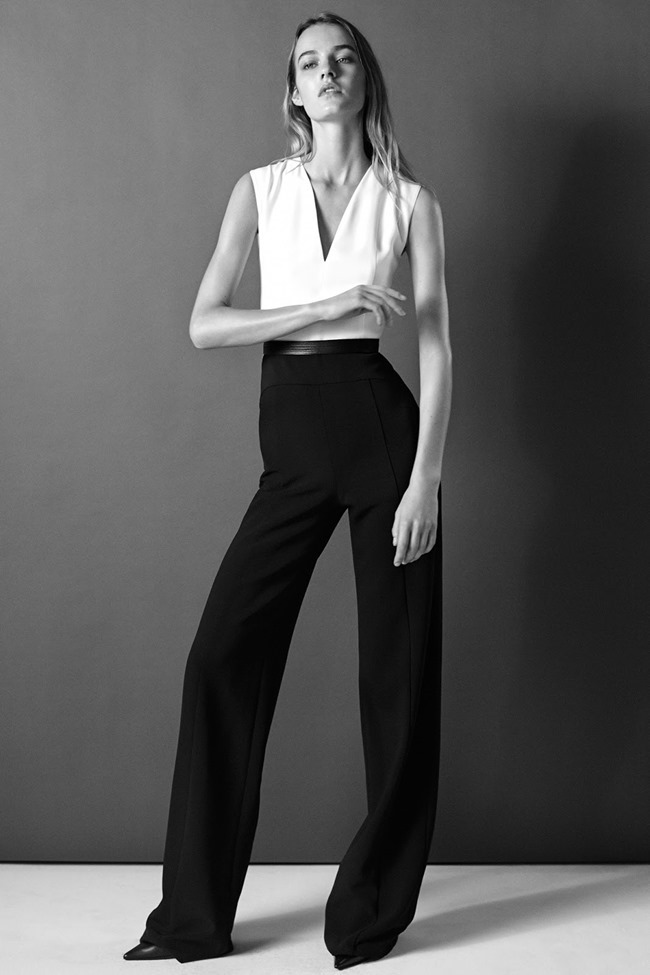COLLECTION Narciso Rodriguez Pre-Fall 2015 by Josh Olins. www.imageamplified.com, Image Amplified (12)