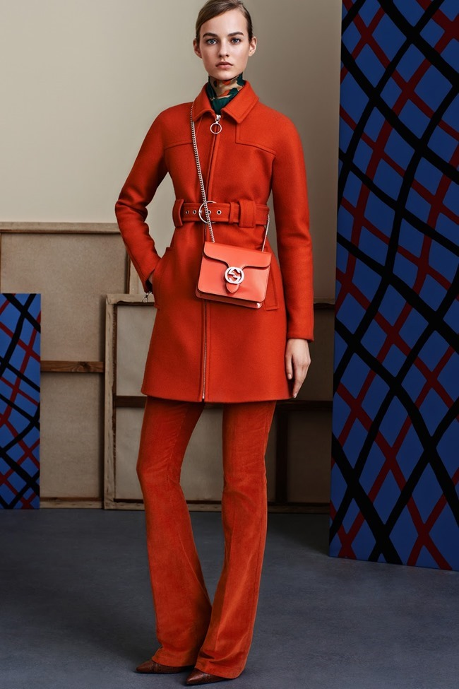 COLLECTION Gucci Pre-Fall 2015. Francesca Burns, www.imageamplified.com, Image Amplified (16)