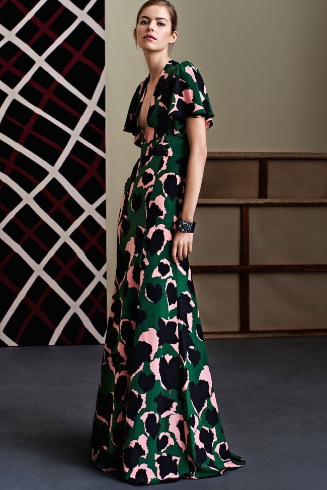 COLLECTION Gucci Pre-Fall 2015. Francesca Burns, www.imageamplified.com, Image Amplified (19)