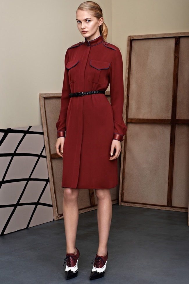 COLLECTION Gucci Pre-Fall 2015. Francesca Burns, www.imageamplified.com, Image Amplified (23)