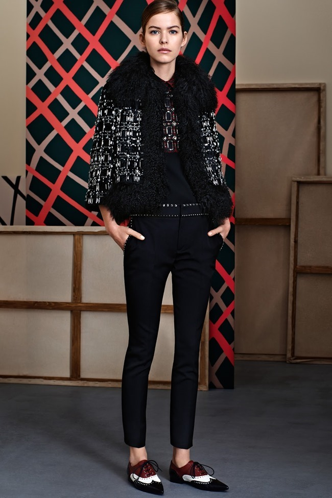 COLLECTION Gucci Pre-Fall 2015. Francesca Burns, www.imageamplified.com, Image Amplified (33)