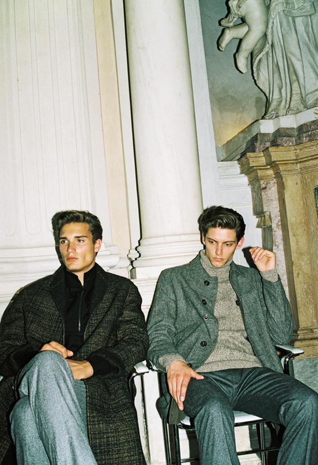 IL MAGAZINE Zoran Karan & Roel Nabuurs by Alberto Moreu. Alessandro Cardini, Fall 2014, www.imageamplified.com, Image Amplified (5)