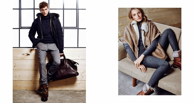 CAMPAIGN Mathias Lauridsen for Massimo Dutti Fall 2014 Apres Ski, www.imageamplified.com, Image Amplified (2)