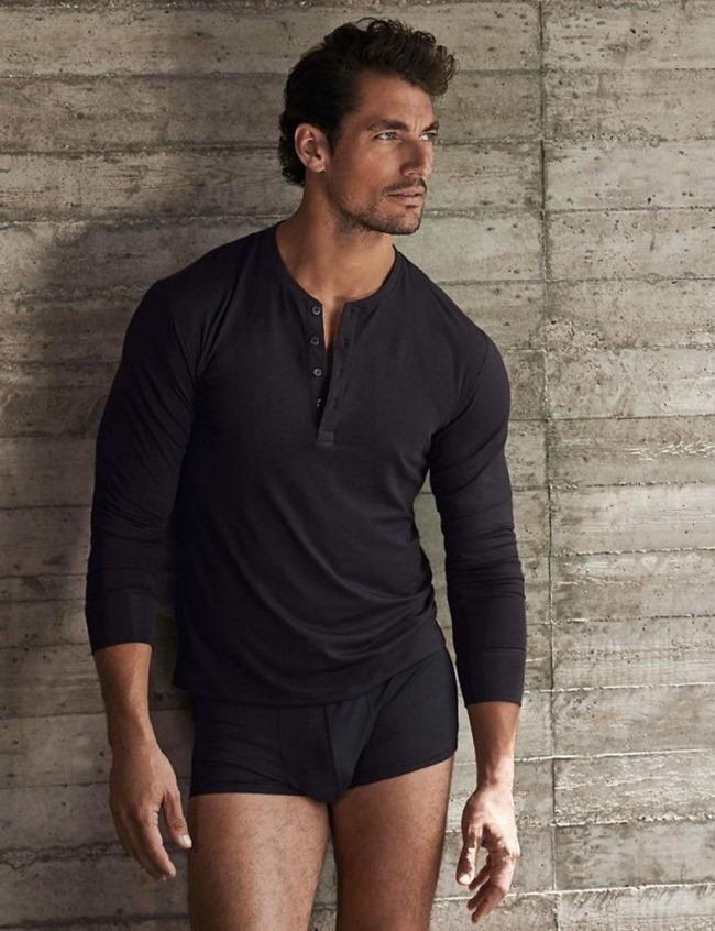 LOOKBOOK David Gandy for Autograph at Marks & Spencer 2014 by Mariano Vivanco. www.imageamplified.com, Image Amplified (6)