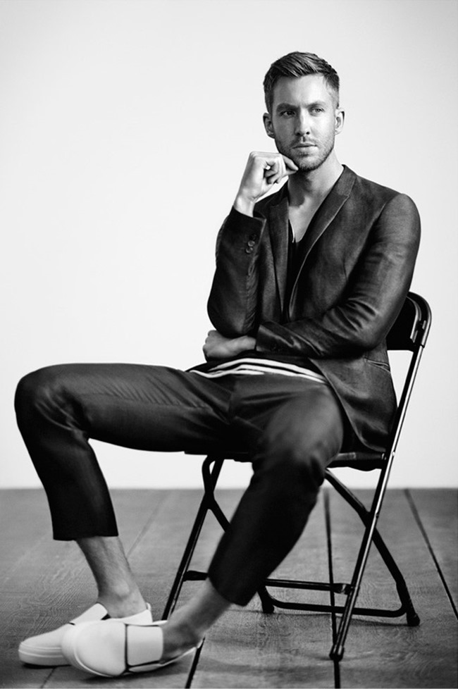 CAMPAIGN Calvin Harris for Emporio Armani Spring 2015 by Boo George. www.imageamplified.com, Image Amplified (2)
