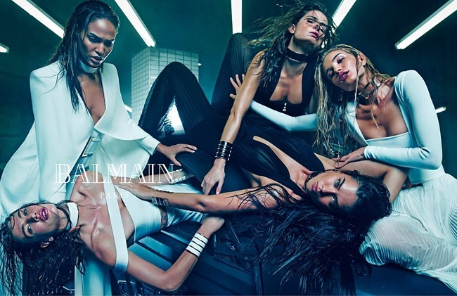 CAMPAIGN Balmain Spring 2015 by Mario Sorrenti. Pascal Dangin, www.imageamplified.com, Image Amplified (4)