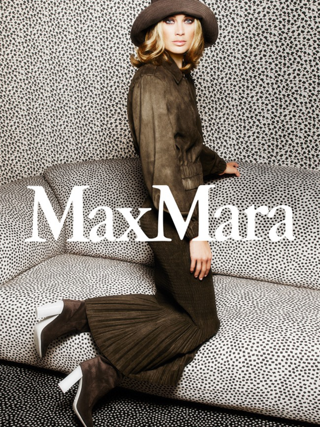 CAMPAIGN Carolyn Murphy for Max Mara Spring 2015 by mario Sorrenti. www.imageamplified.com, Image Amplified (1)