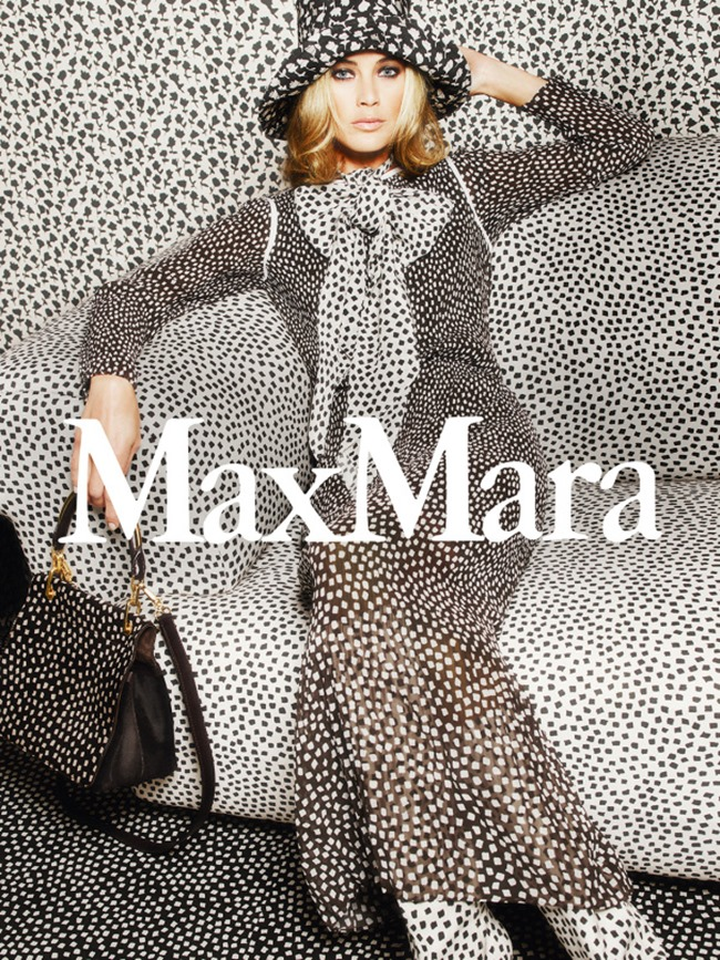 CAMPAIGN Carolyn Murphy for Max Mara Spring 2015 by mario Sorrenti. www.imageamplified.com, Image Amplified (6)