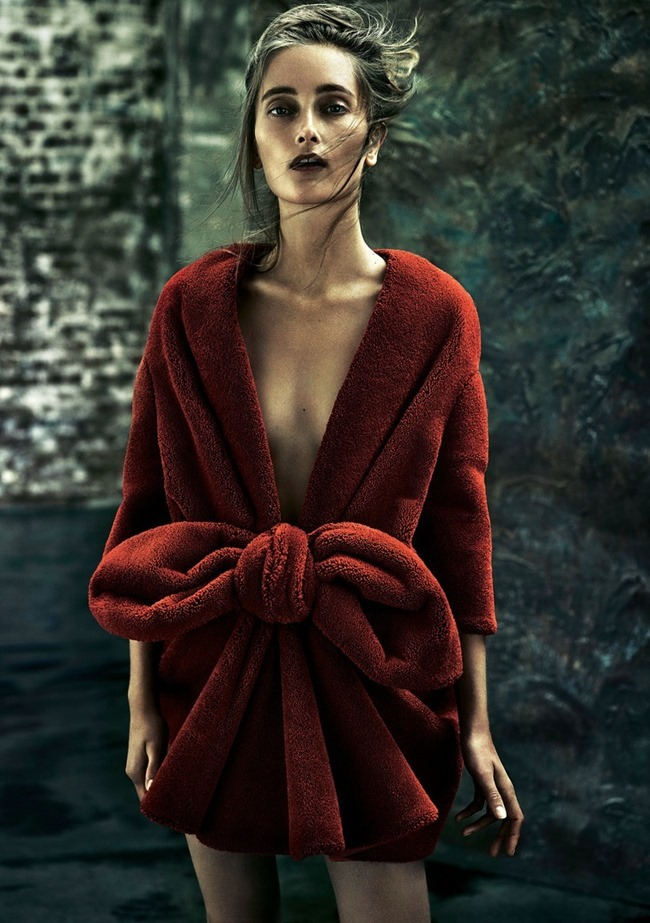 SUNDAY TIMES STYLE Iekeliene Stange by Rory Payne. Lucy Ewing, December 2014, www.imageamplified.com, Image Amplified (2)