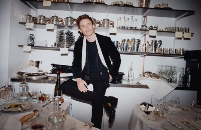 CAMPAIGN Eddie Redmayne for Mr Porter's The Journal by Tom Craig. www.imageamplified.com, Image Amplified (5)