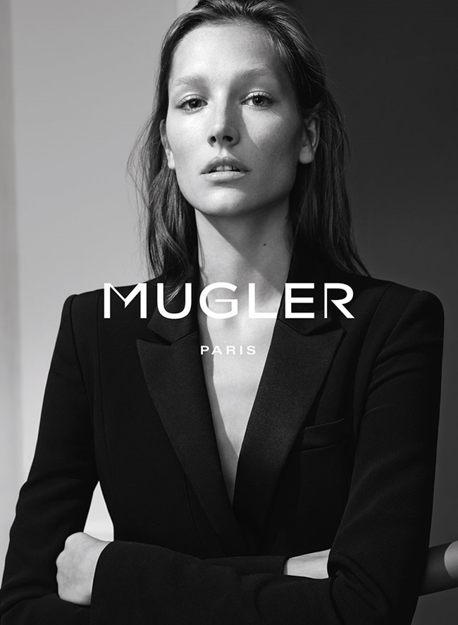 CAMPAIGN Josephine Le Tutour for Mugler Spring 2015 by Josh Olins. www.imageamplified.com, Image Amplified (2)