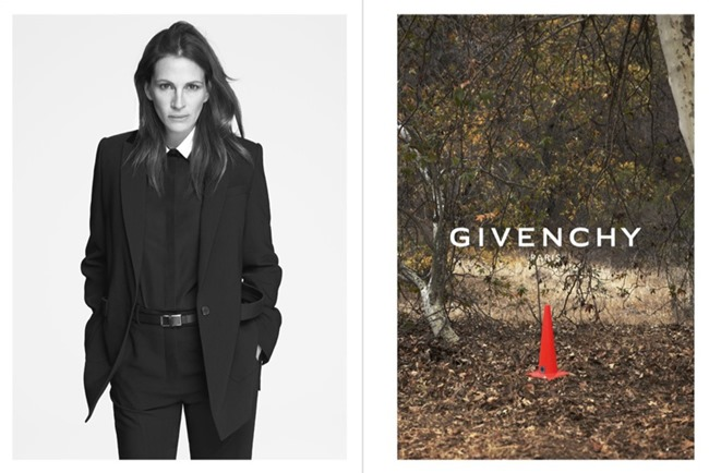 CAMPAIGN Julia Roberts for Givency Spring 2015 by Mert & Marcus. www.imageamplified.com, Image Amplified (1)