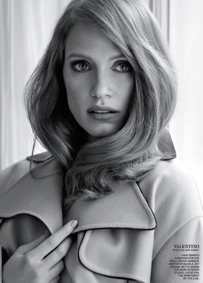 INSTYLE MAGAZINE Jessica Chastain by Giampaolo Sgura. Melissa Rubini, January 2015, www.imageamplified.com, Image Amplified (5)