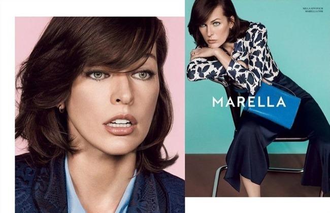 CAMPAIGN Milla Jovovich for Marella Spring 2015. www.imageamplified.com, Image Amplified (6)